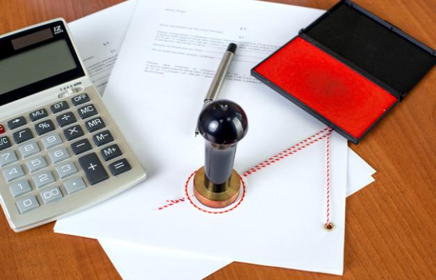 Сколько стоит вступить в наследство у нотариуса, размер расходов на оформление документов, оплата госпошлины и регистрация прав собственности
